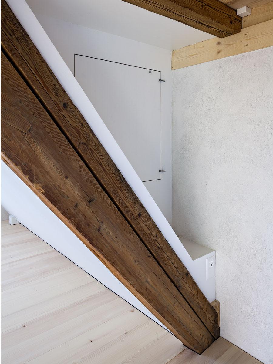 Ausbau Dachgeschoss mit Bad