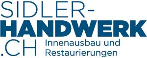 Sidler Handwerk Logo
